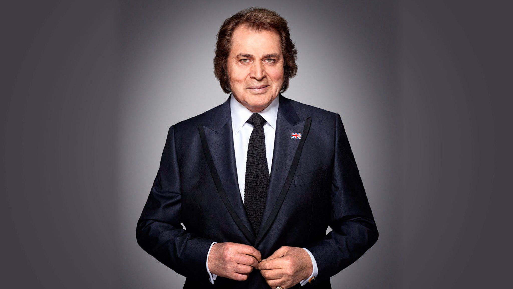 Engelbert Humperdinck at Star Plaza Theatre
