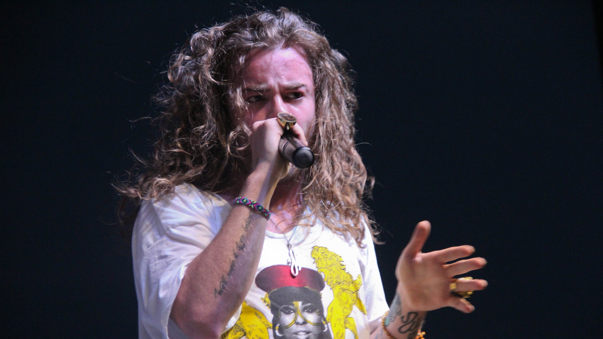 Mod Sun at Intersection - The Stache