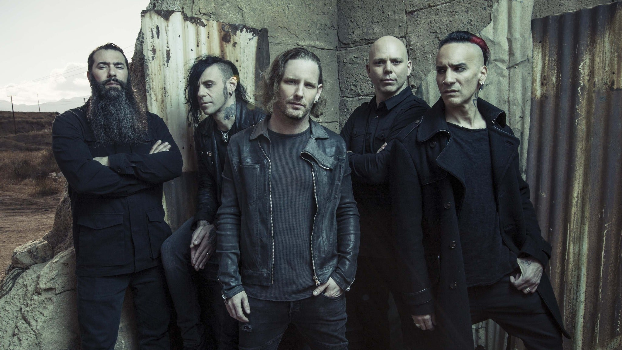 image for event Stone Sour