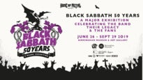 Home of Metal: Black Sabbath - 50 Years