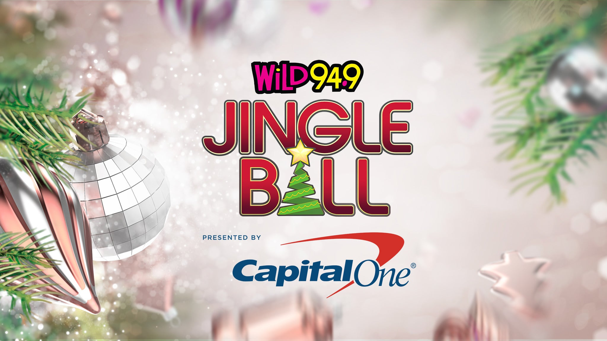 Wild 94.9's Jingle Ball Presented by Capital One