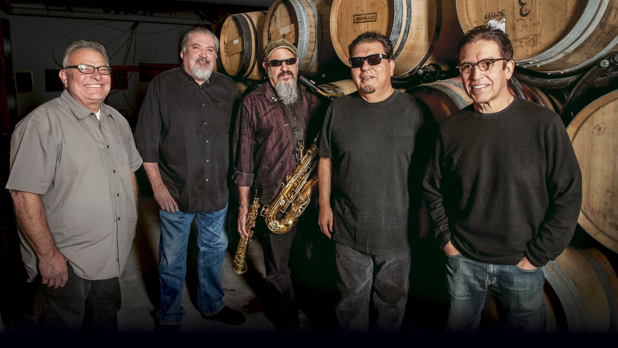 Los Lobos at Vinyl Music Hall
