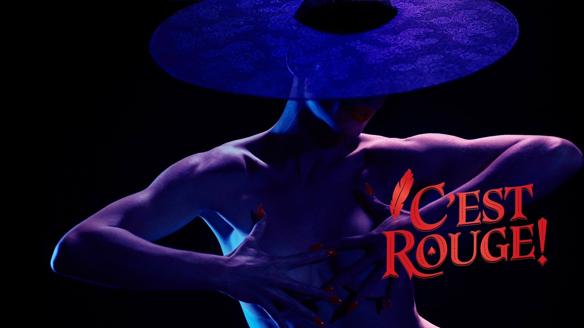 C'est Rouge at Faena Theater