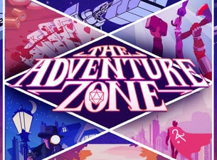 The Adventure Zone Graphic Novel Live!