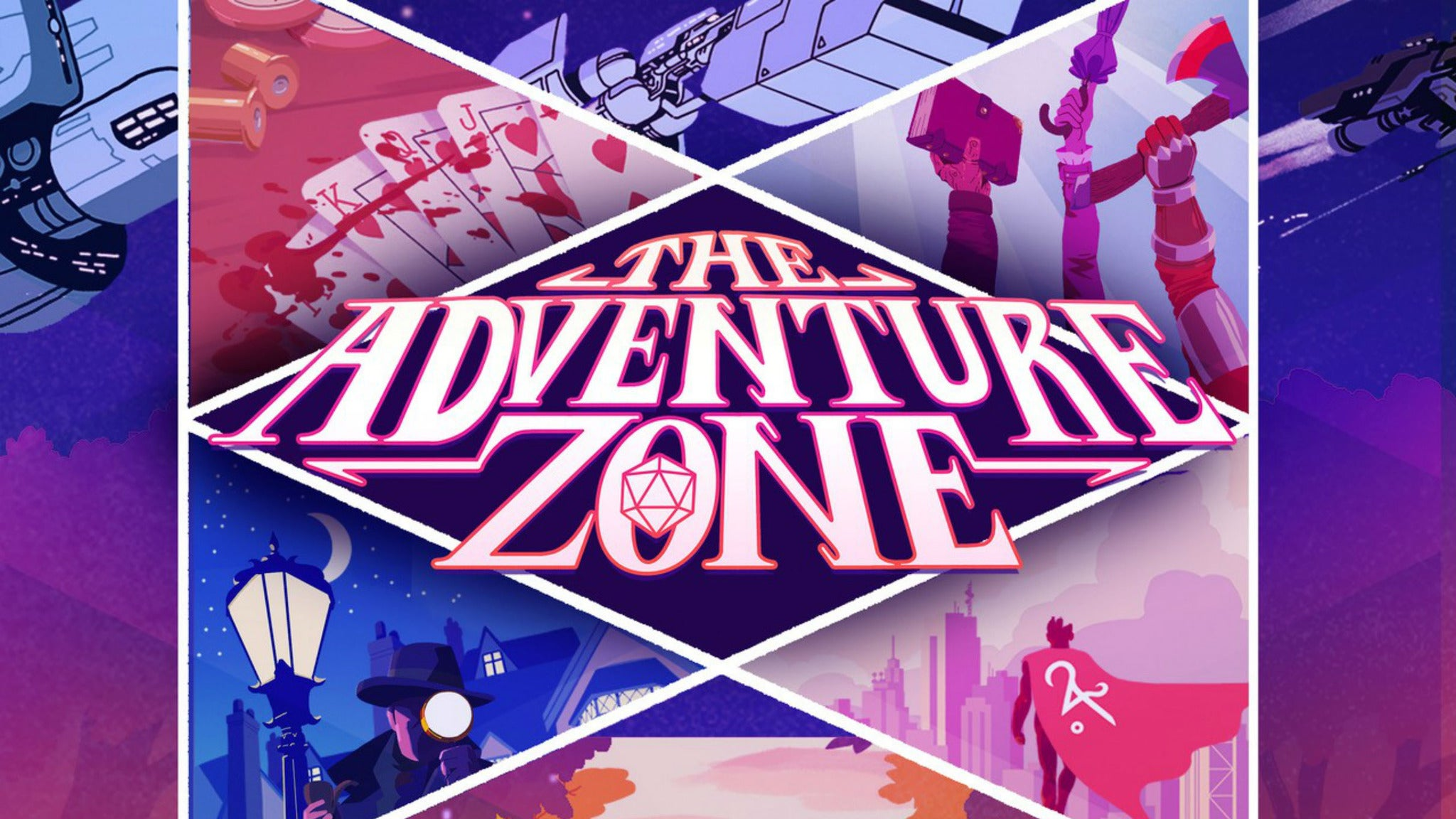 The Adventure Zone at Cobb Energy Performing Arts Centre