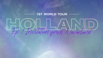 Konzert Holland 1st World Tour Ep.1: Invitation from Neverland in Amsterdam