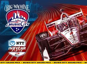 Big Machine Music City Grand Prix 3 Day Pass