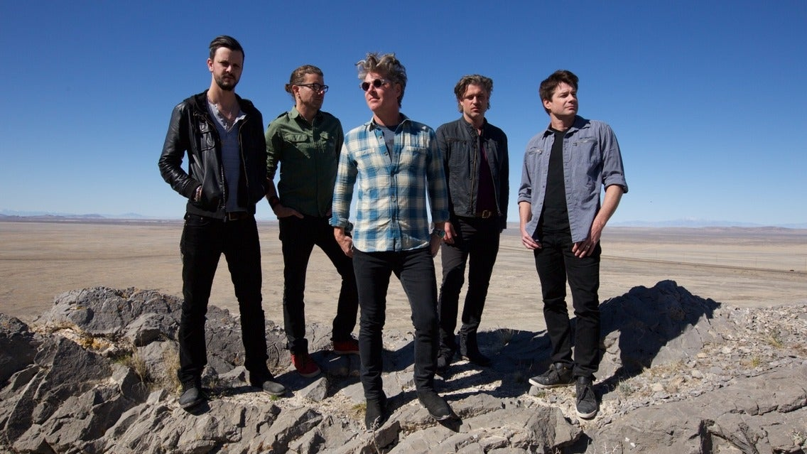 Collective Soul at Choctaw Casino Hotel - Pocola CenterStage