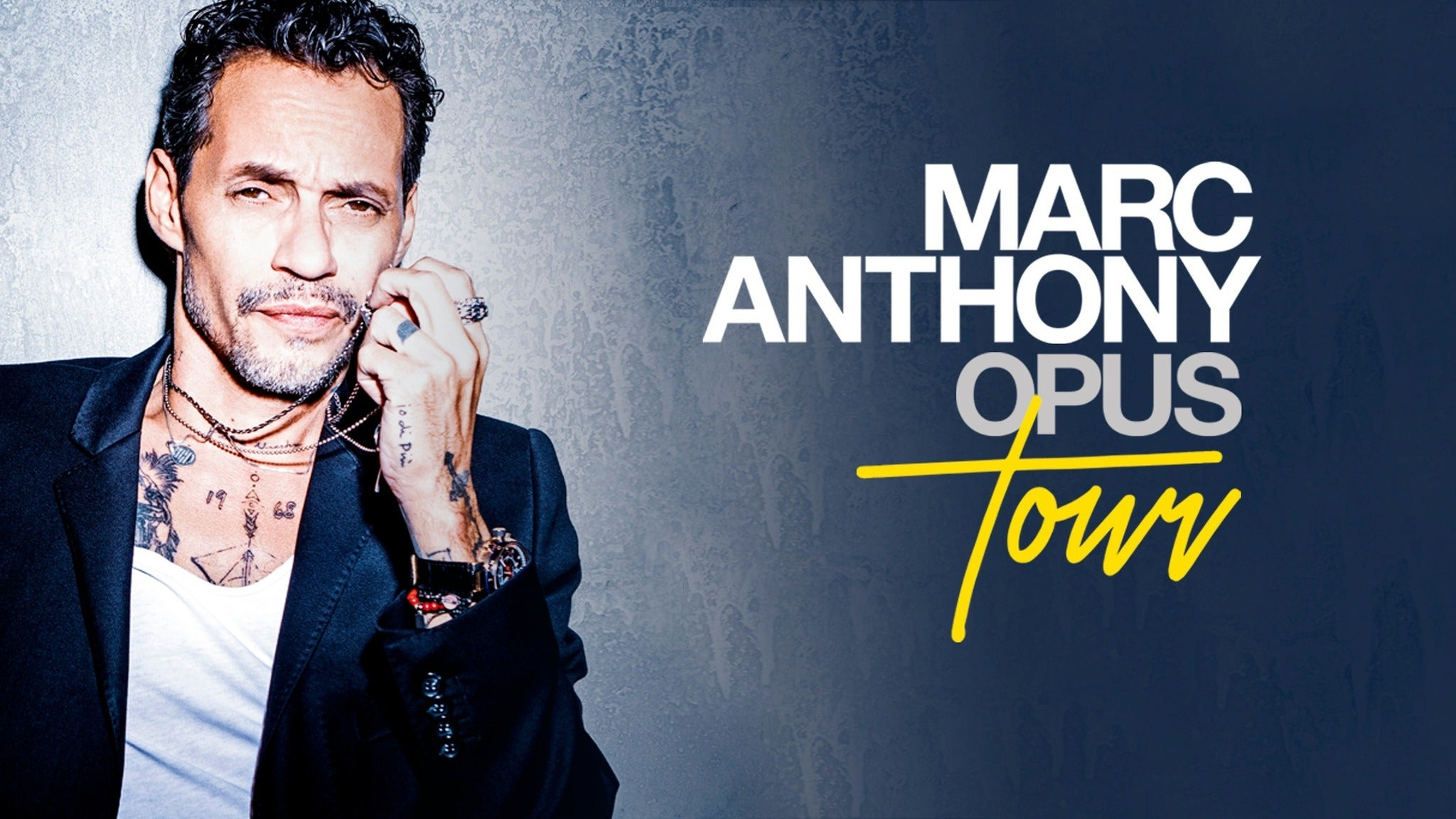 Opus Tour 2020: Marc Anthony at H-E-B Center at Cedar Park