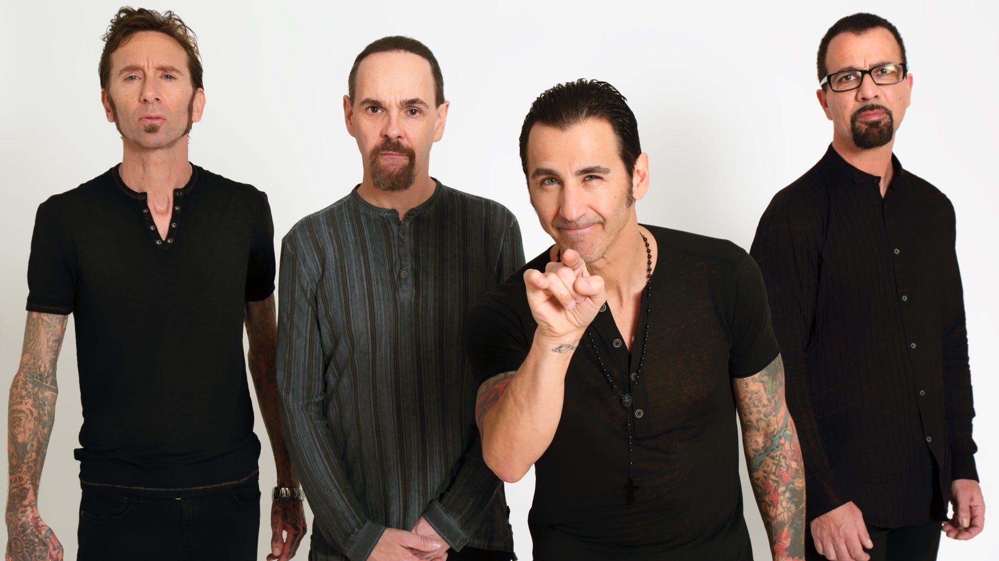 Godsmack / Shinedown at XFINITY Theatre