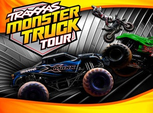 Traxxas Monster Truck Tour Pit Party