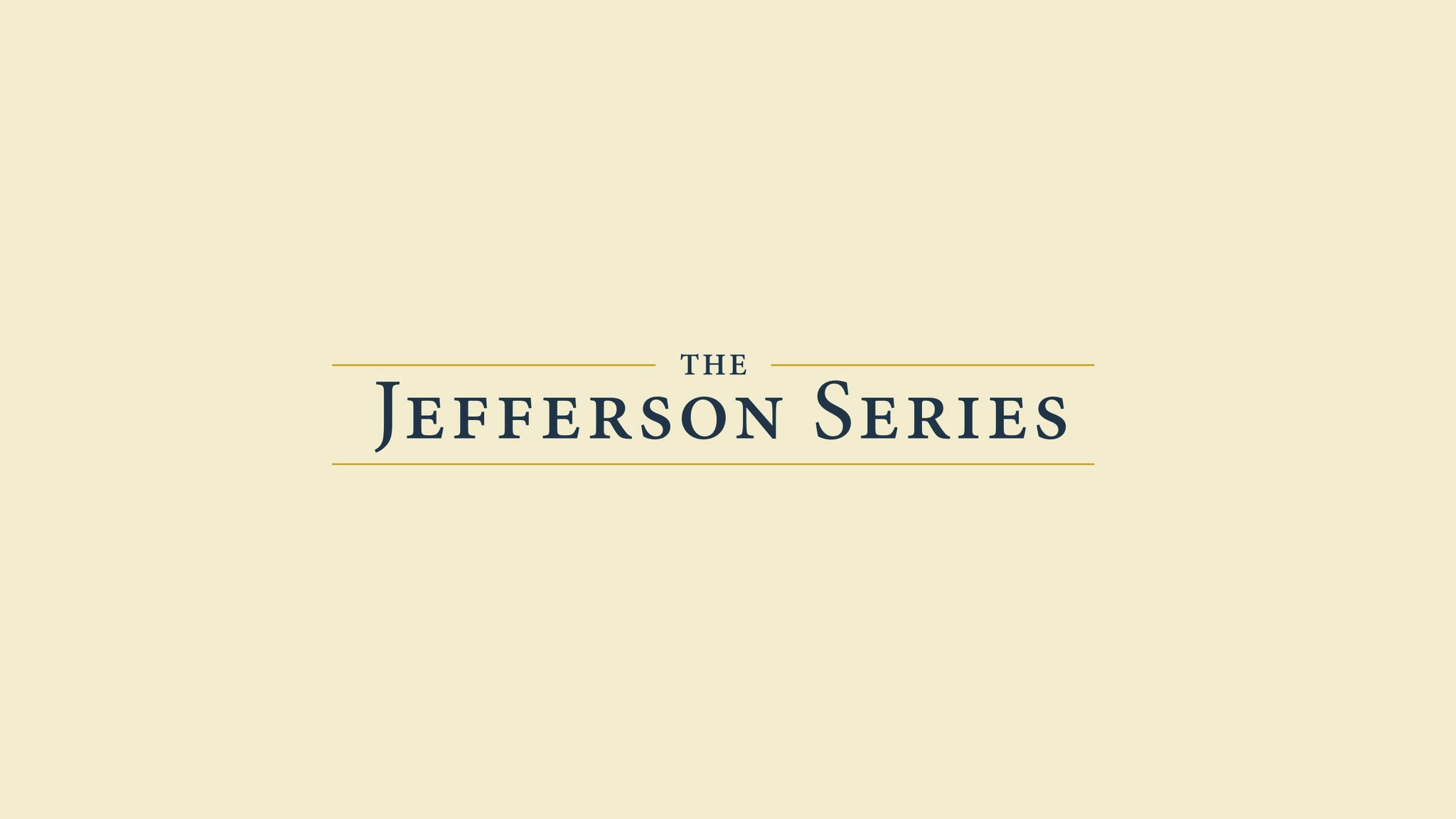 Jefferson Series Season Subscription-New Albany Community Foundation
