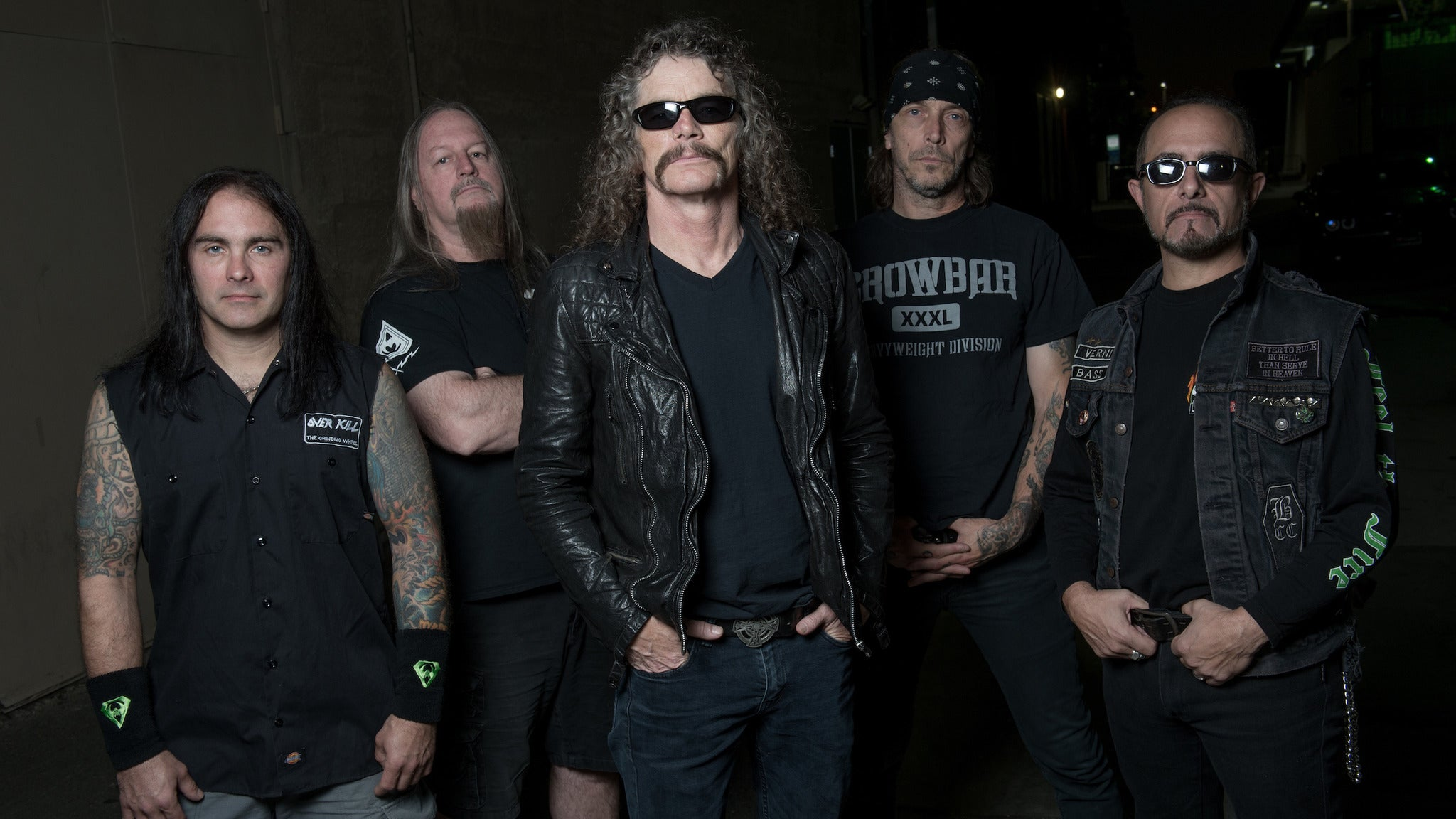Overkill at Theatre of Living Arts