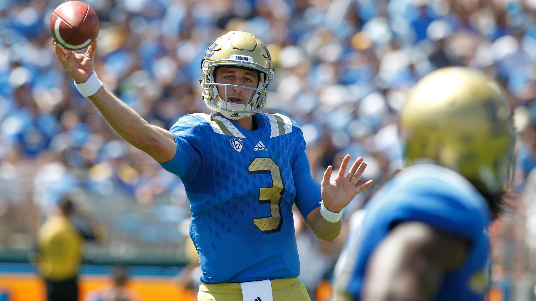 UCLA Bruins Football vs. University of California Football