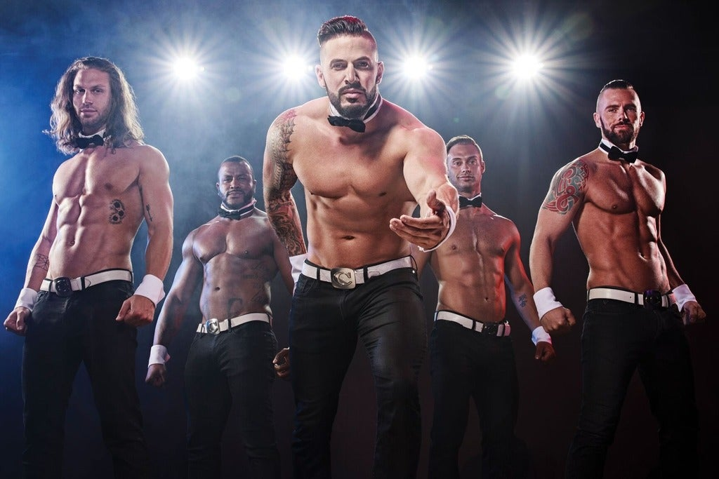 Chippendales 2018: About Last Night Tour