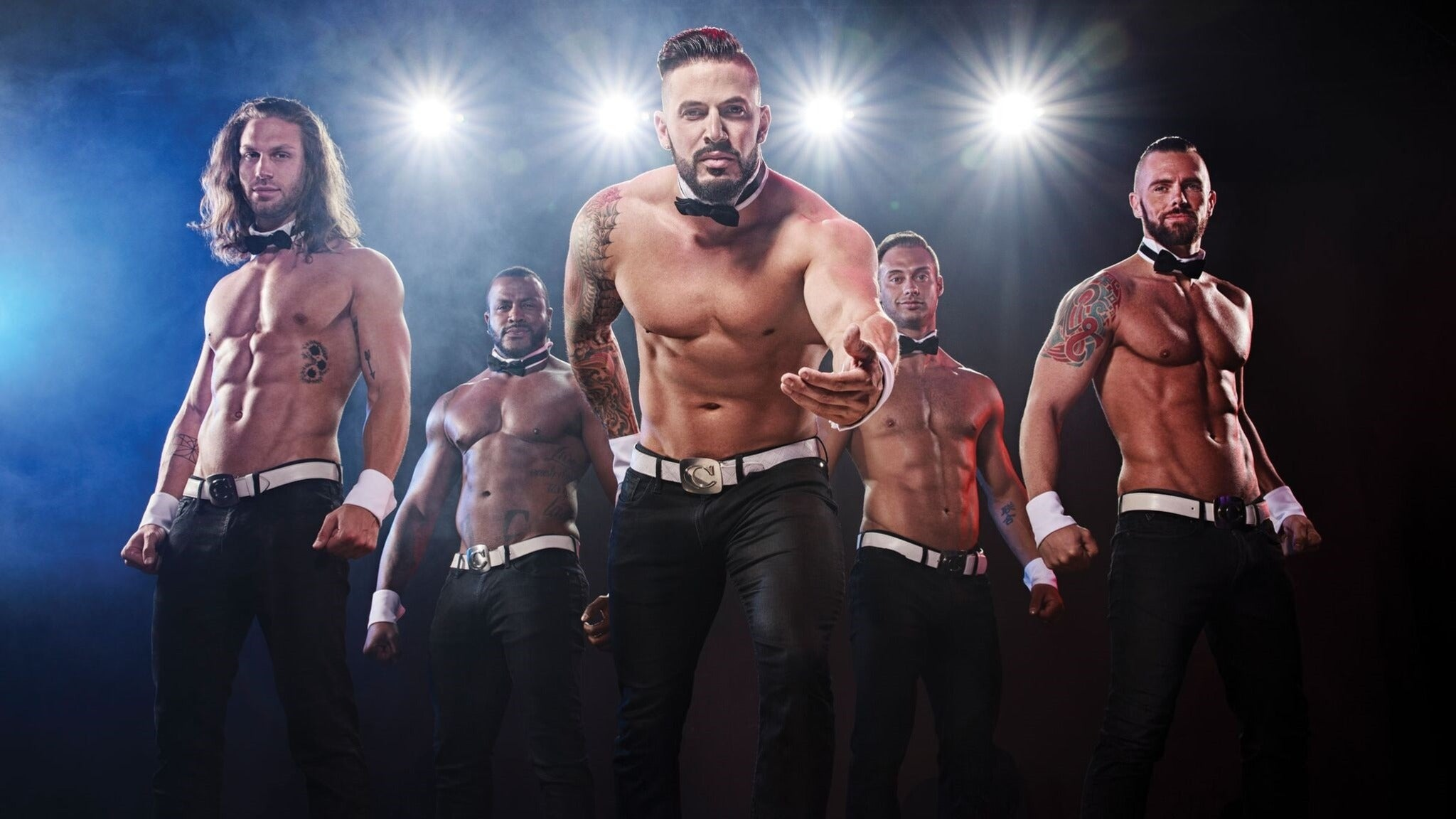 Chippendales at Sycuan Casino