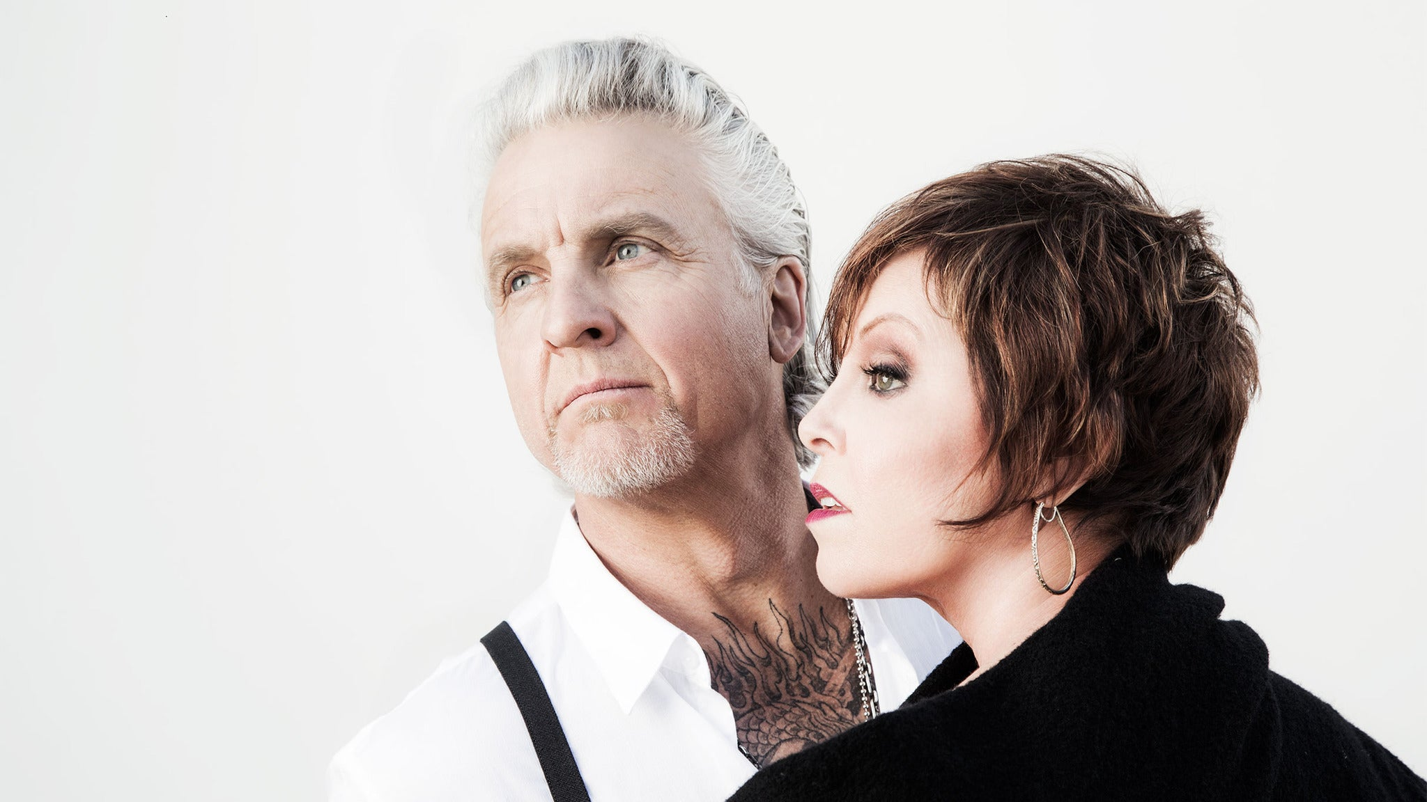 Pat Benatar & Neil Giraldo at Von Braun Center Concert Hall