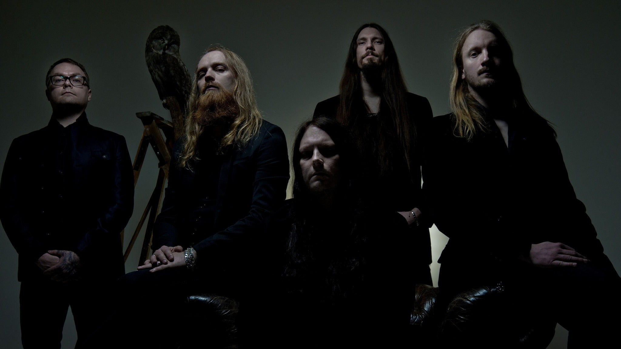 Katatonia at State Theatre