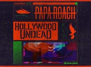 Papa Roach, 2020-02-16, Barcelona