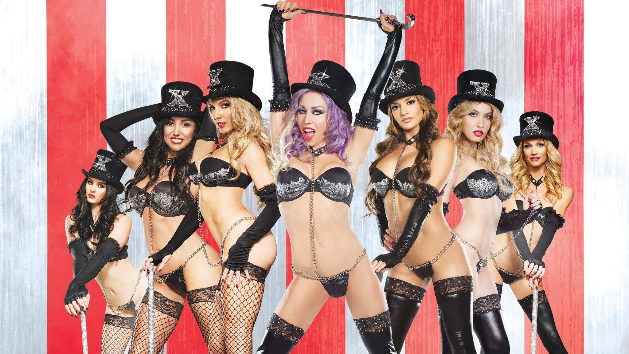 X Rocks | Las Vegas, NV | The Back Room at Bally's Las Vegas | December 10, 2017