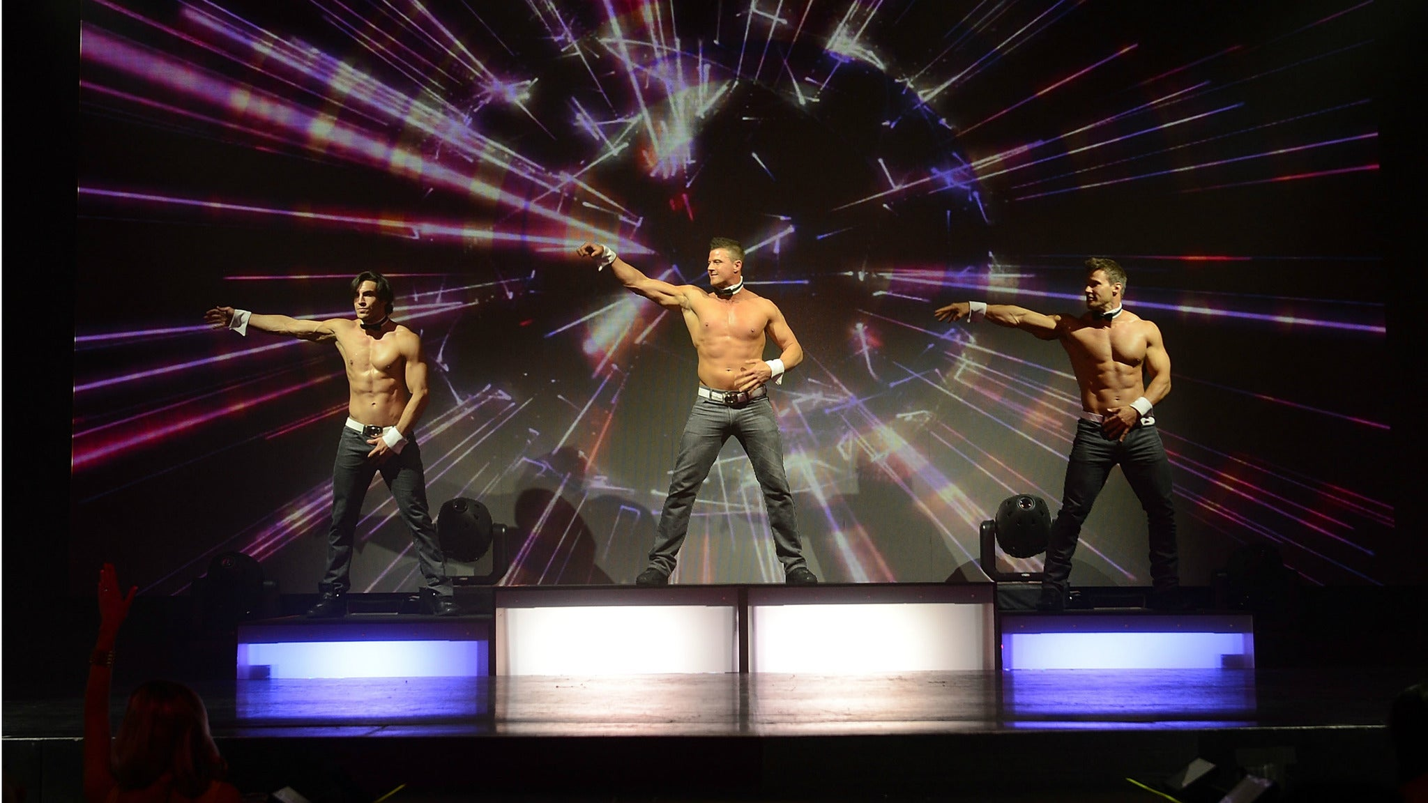 Chippendales Best. Night. Ever. 2017 Tour