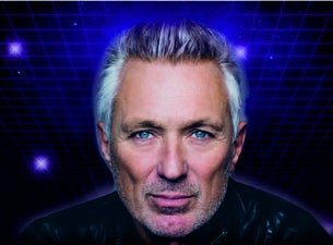 Martin Kemp: Back To the 80s Party tickets (Copyright © Ticketmaster)
