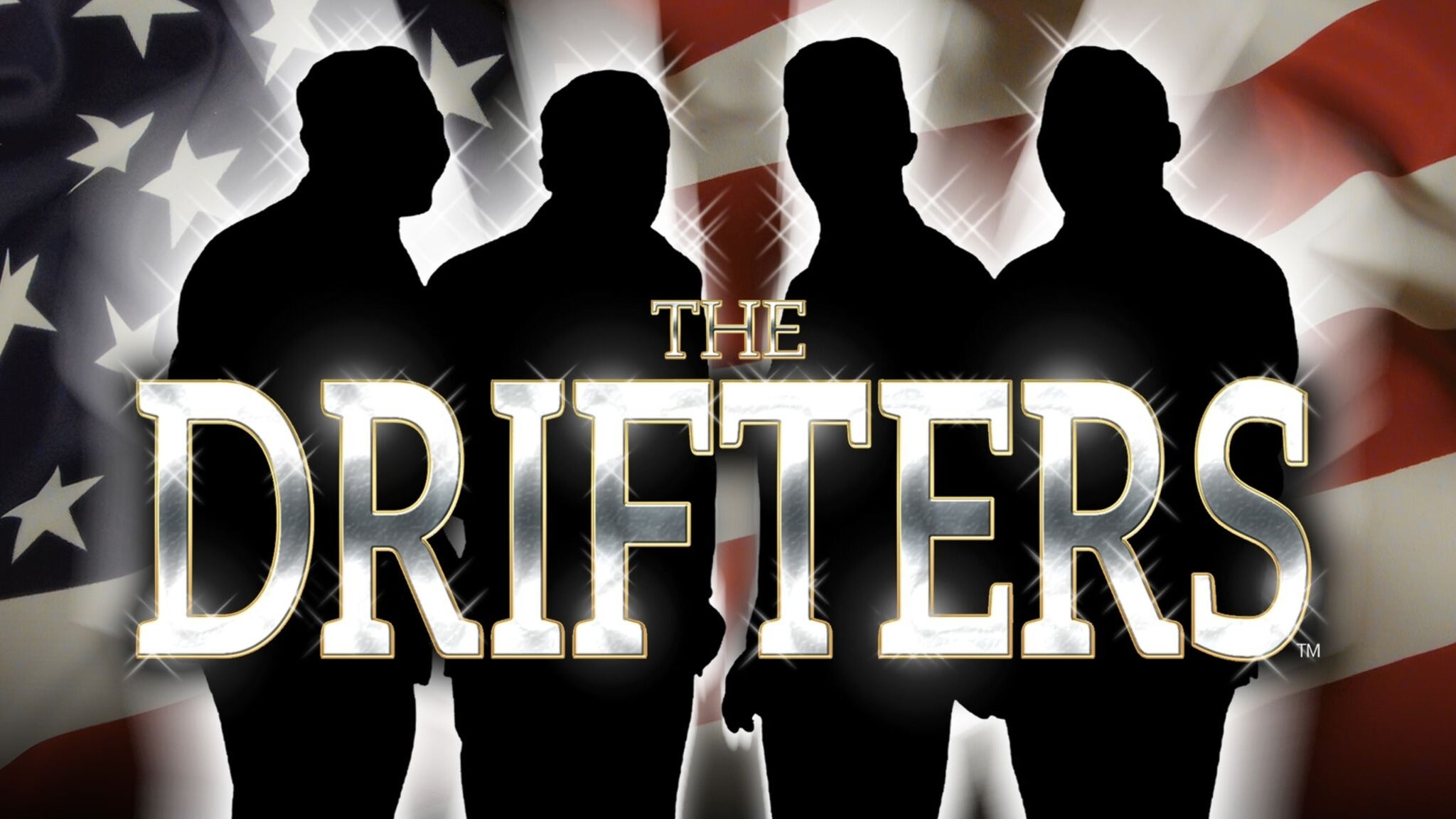 The Drifters at Paramount Theatre-Iowa
