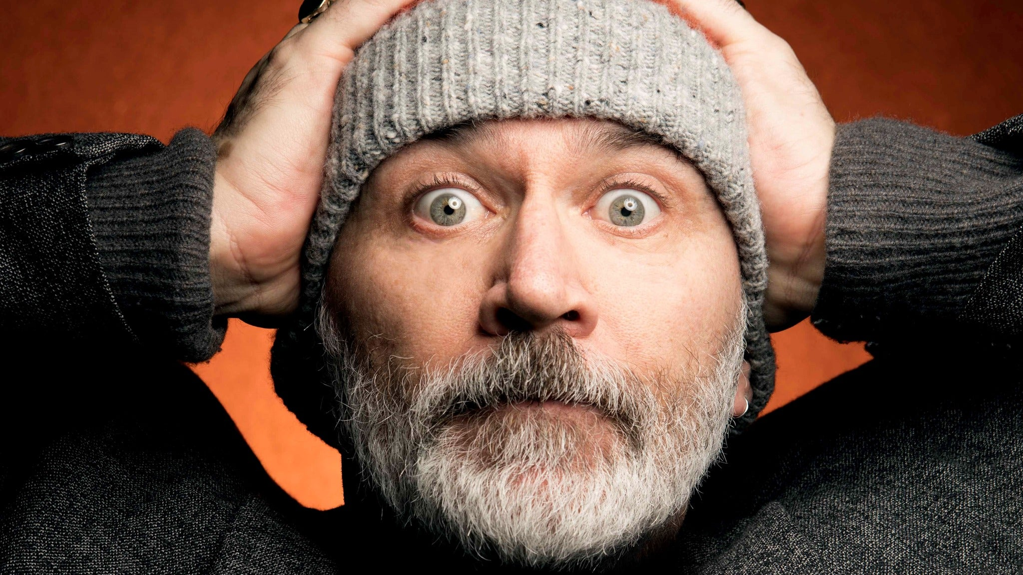 Tommy Tiernan: tomfoolery Event Title Pic