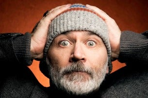 Tommy Tiernan: tomfoolery Liverpool Philharmonic Hall Seating Plan