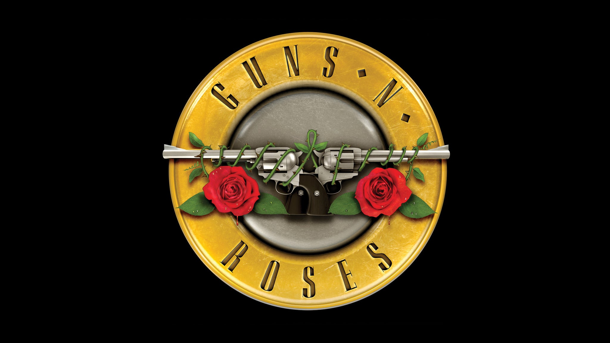 Guns N' Roses:  Not In This Lifetime... at AT&T Stadium