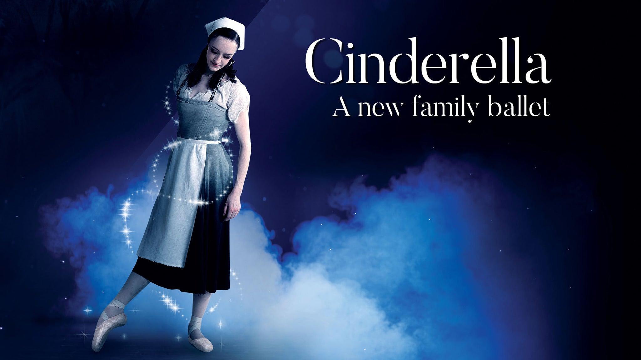 Alberta Ballet in Cinderella