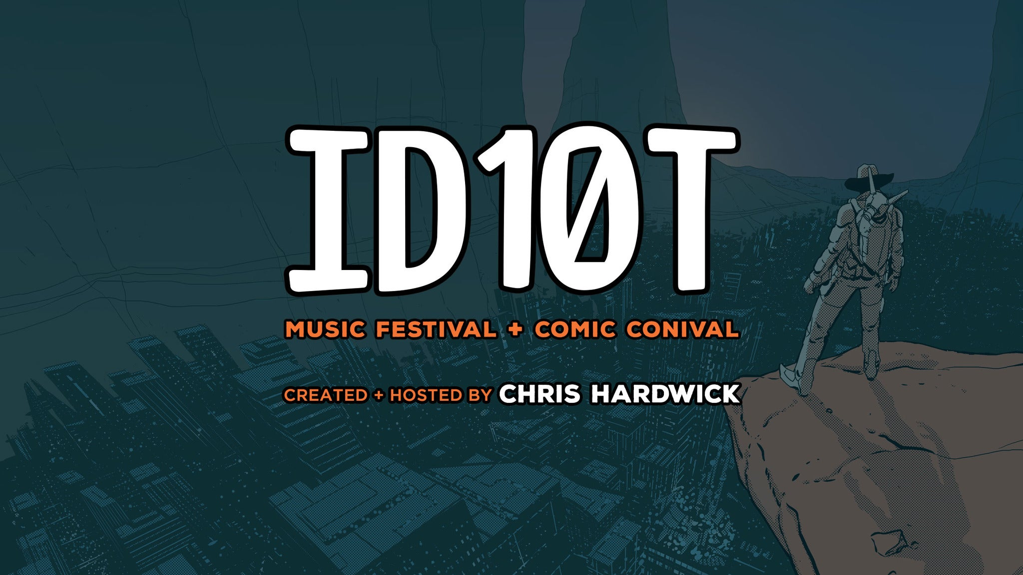 ID10T Festival - Saturday Only at Shoreline Amphitheatre
