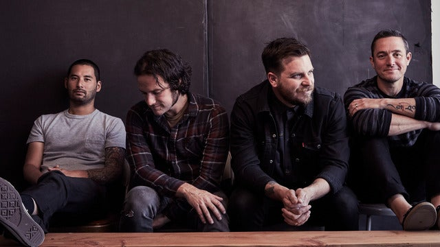 Thrice with Mewithoutyou, Drug Church and Holy Fawn