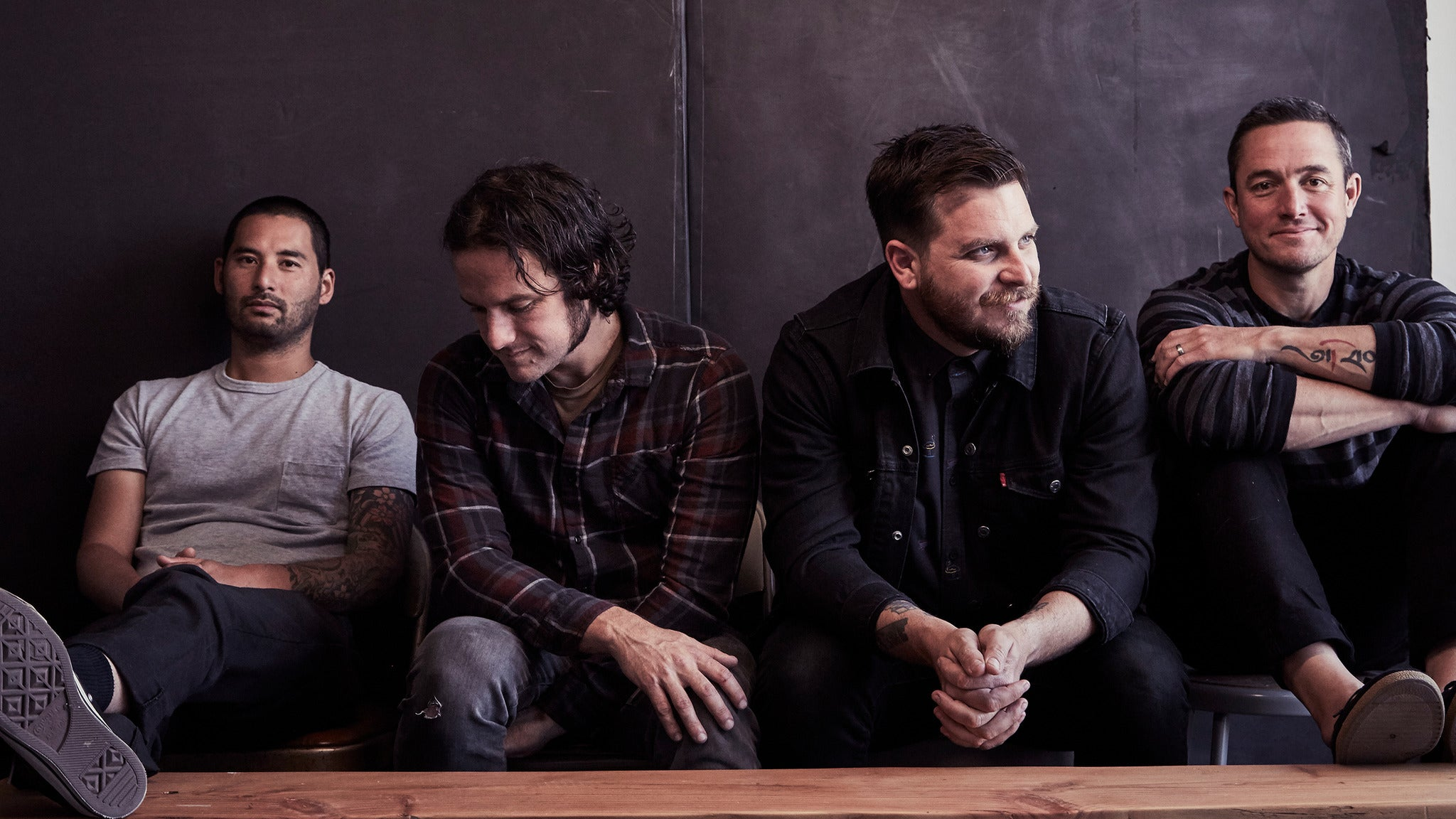 Thrice w/ MeWithoutYou at The Observatory - San Diego
