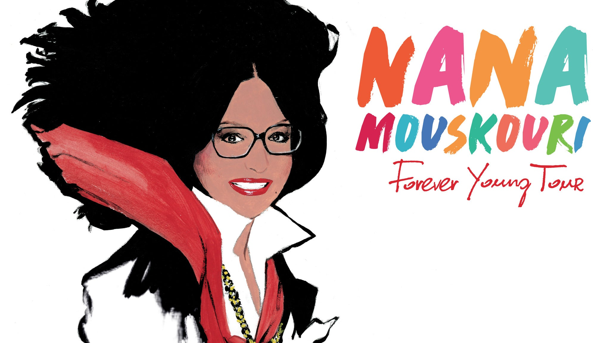 Nana Mouskouri: Forever Young Tour at Saban Theatre