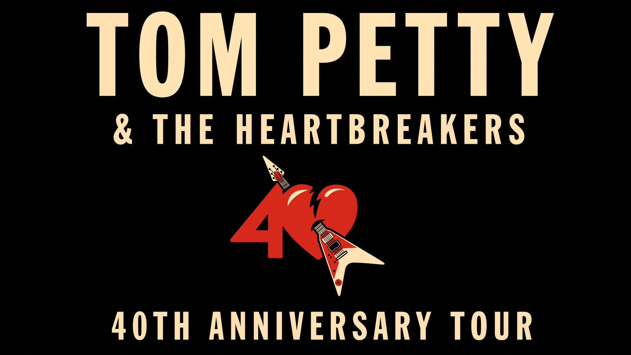 Tom Petty & The Heartbreakers at Wells Fargo Arena