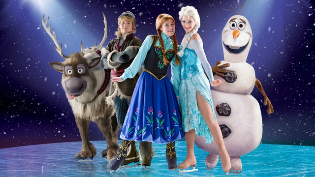 Disney on Ice Presents Frozen | Tupelo, MS | BancorpSouth Arena | December 9, 2017
