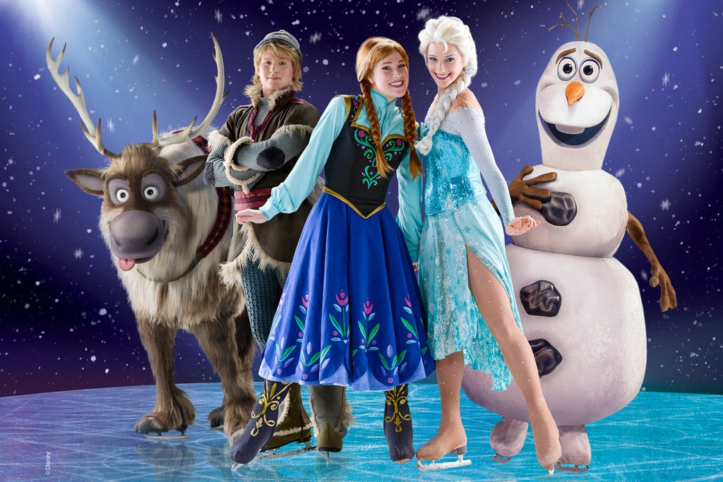 Disney on Ice Presents Frozen 2