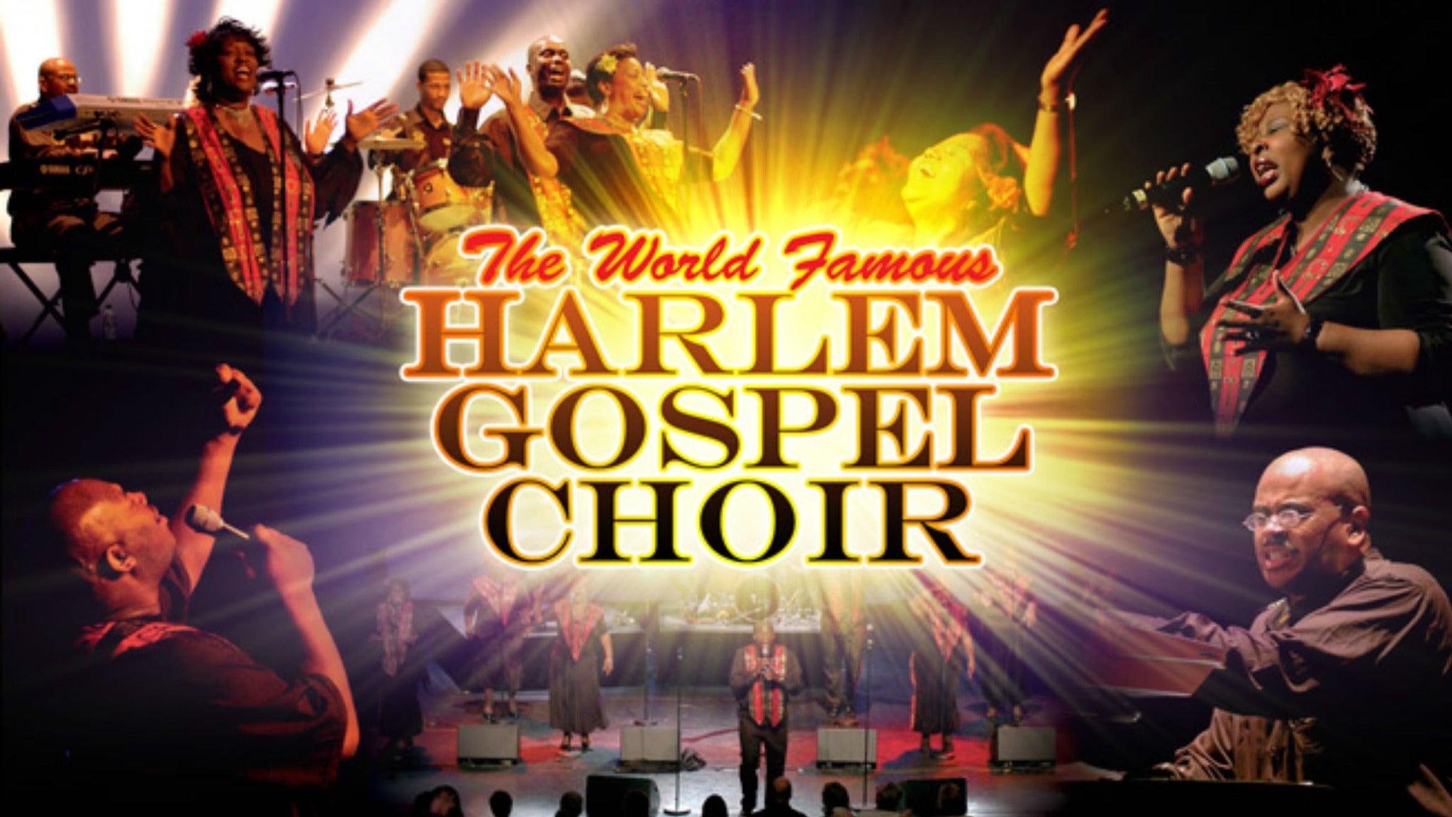 Harlem Gospel Choir Brunch at Howard Theatre