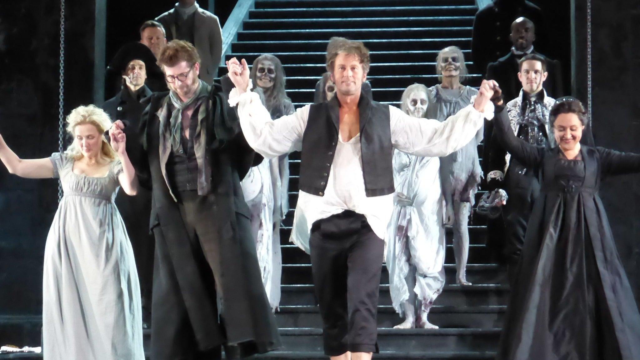 Don Giovanni - the Opera