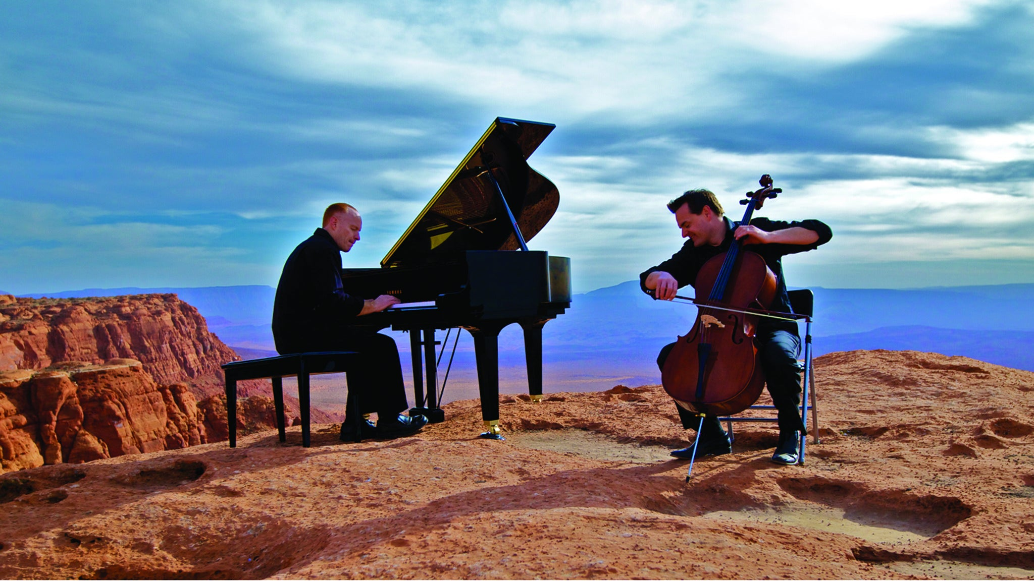The Piano Guys at Jacobs Music Center's Copley Symphony Hall