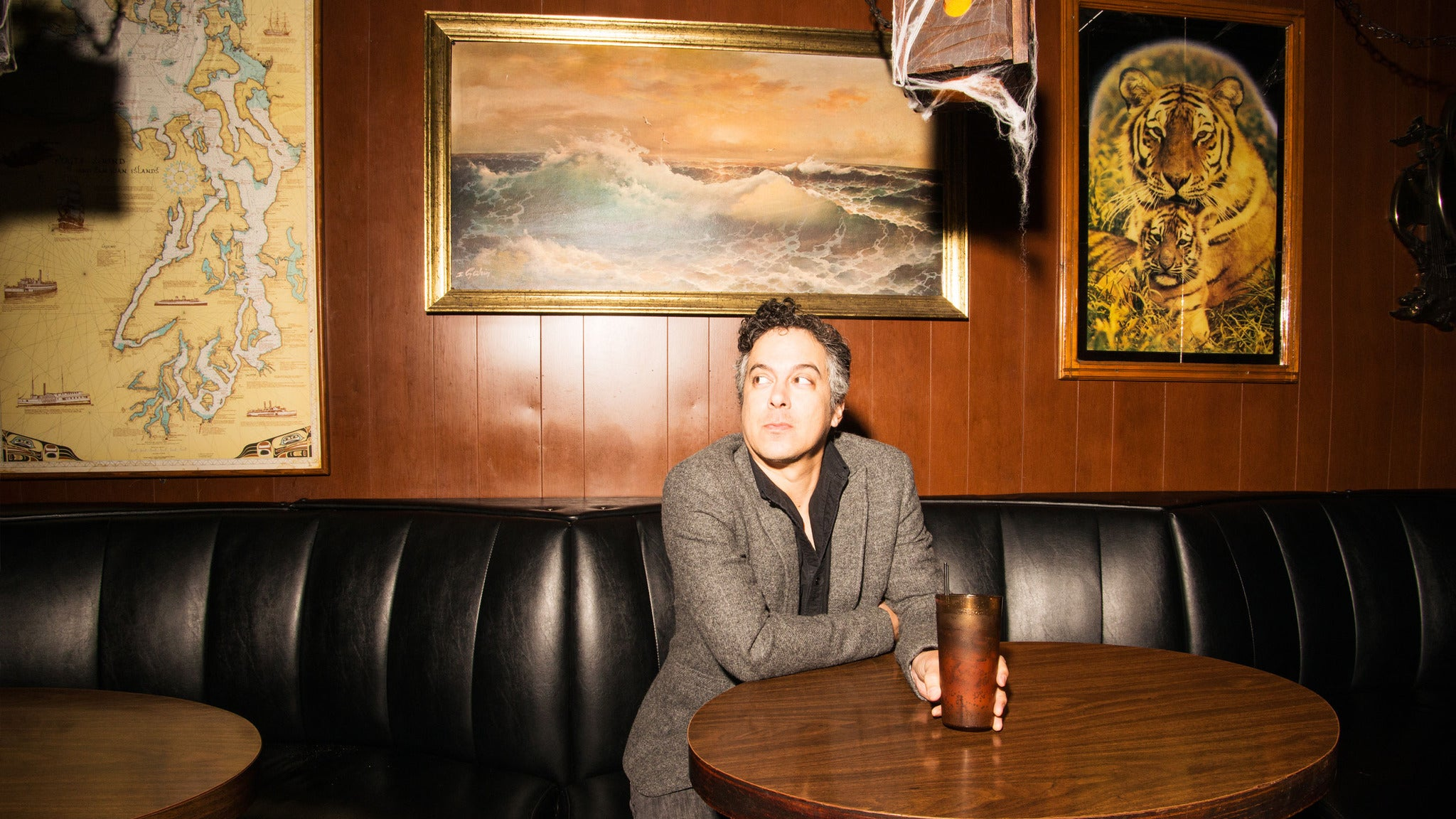 M. Ward at Belly Up Tavern