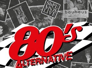 80's Alternative, 2021-10-01, Амстердам