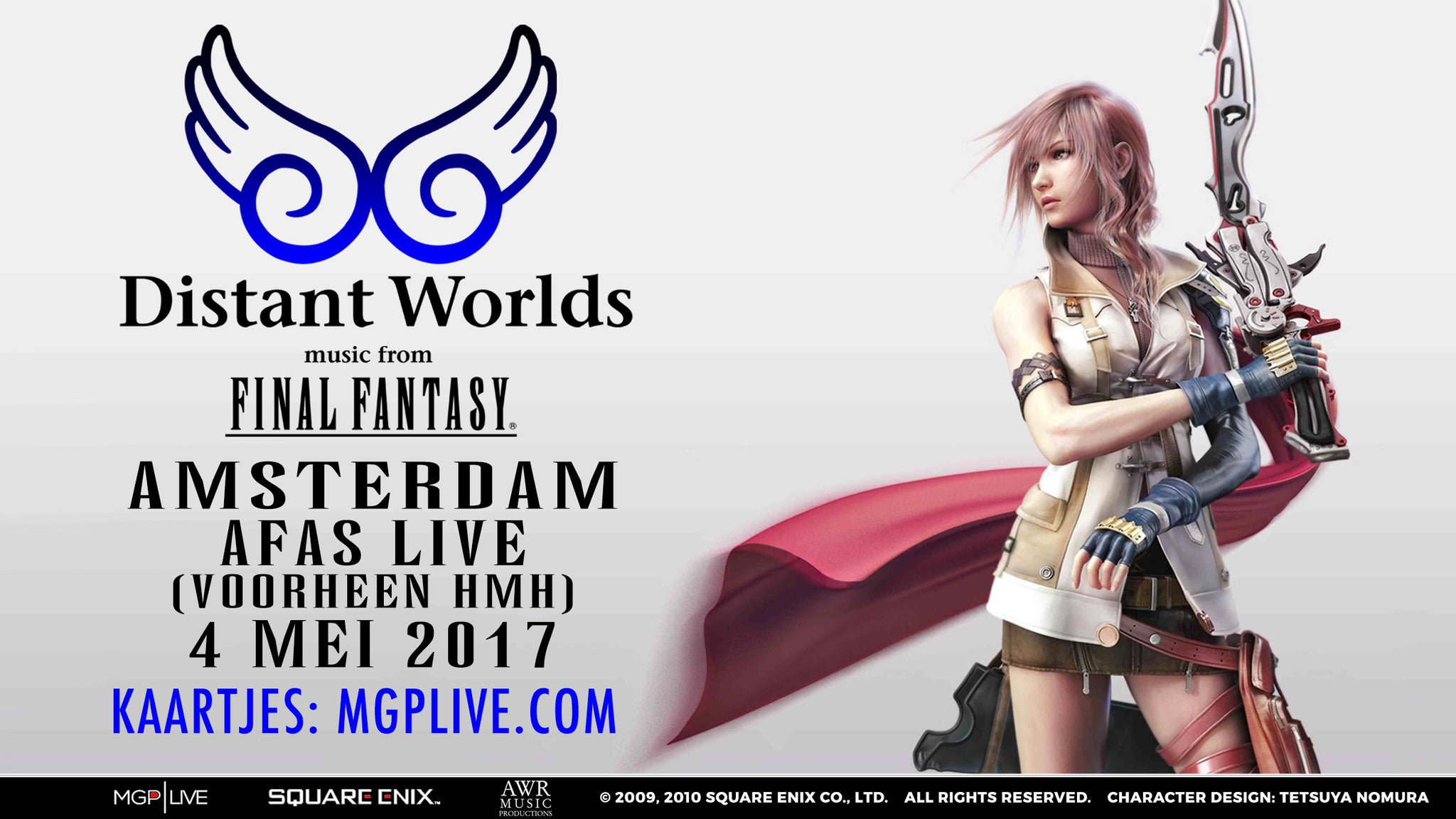 Distant Worlds:  music from FINAL FANTASY at Orpheum Theatre - Minneapolis, MN 55403