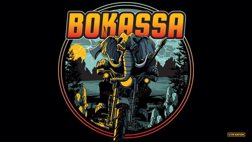 Hotels near Bokassa Events