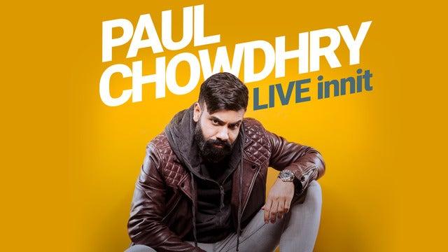 Paul Chowdhry