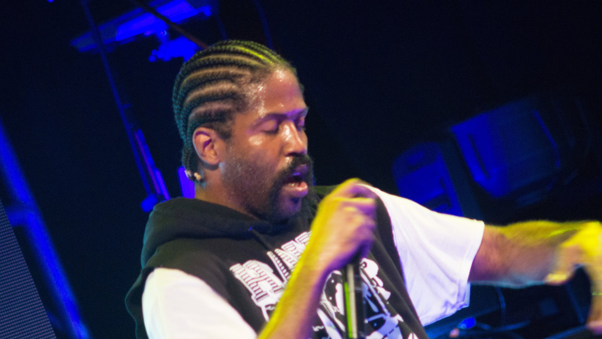 Murs at Grossinger Motors Arena