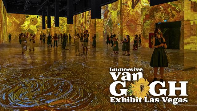 Van Gogh - Las Vegas