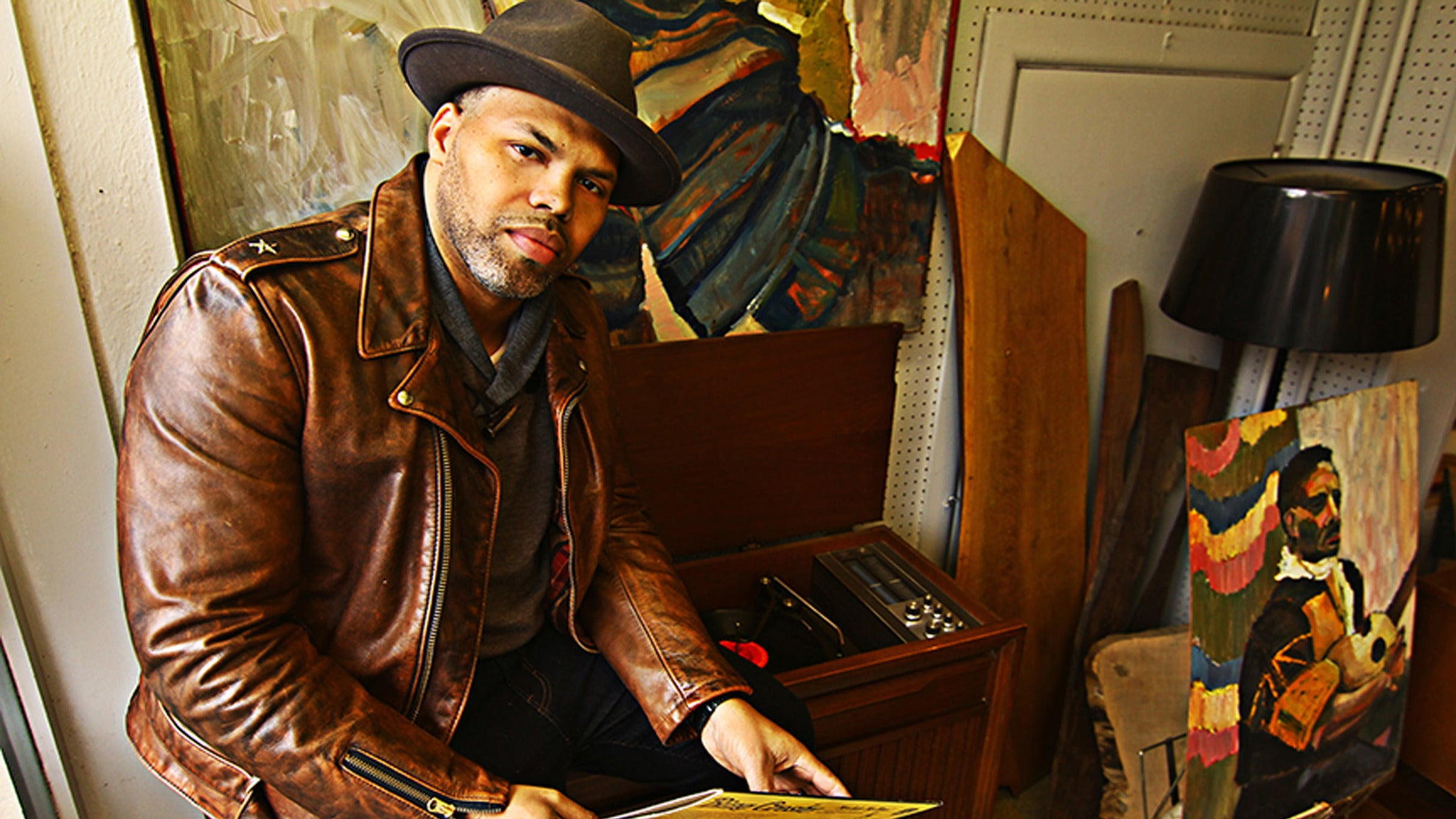 Eric Roberson at City Winery - DC