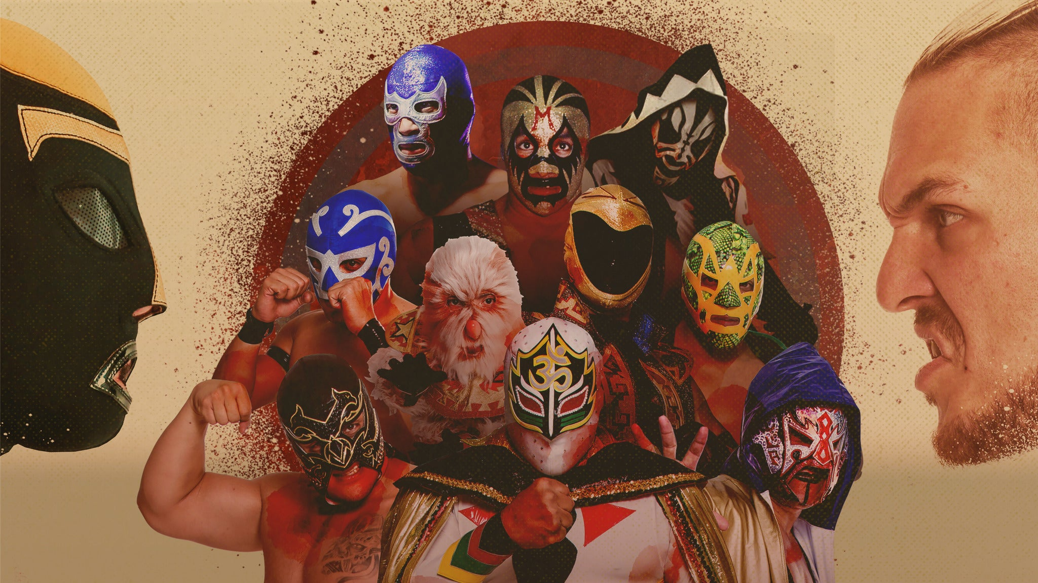 HEROES OF LUCHA LIBRE at Citizens Business Bank Arena